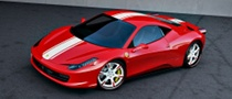 Wheelsandmore Touches the Ferrari 458 Italia