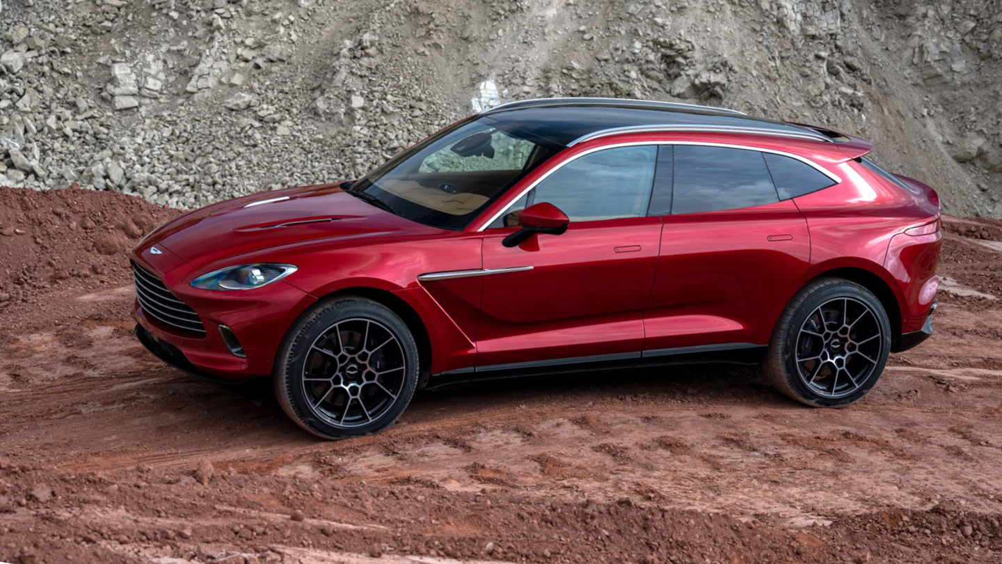 Where Others Failed Aston Martin Dbx Hits All The Right Notes Autoevolution