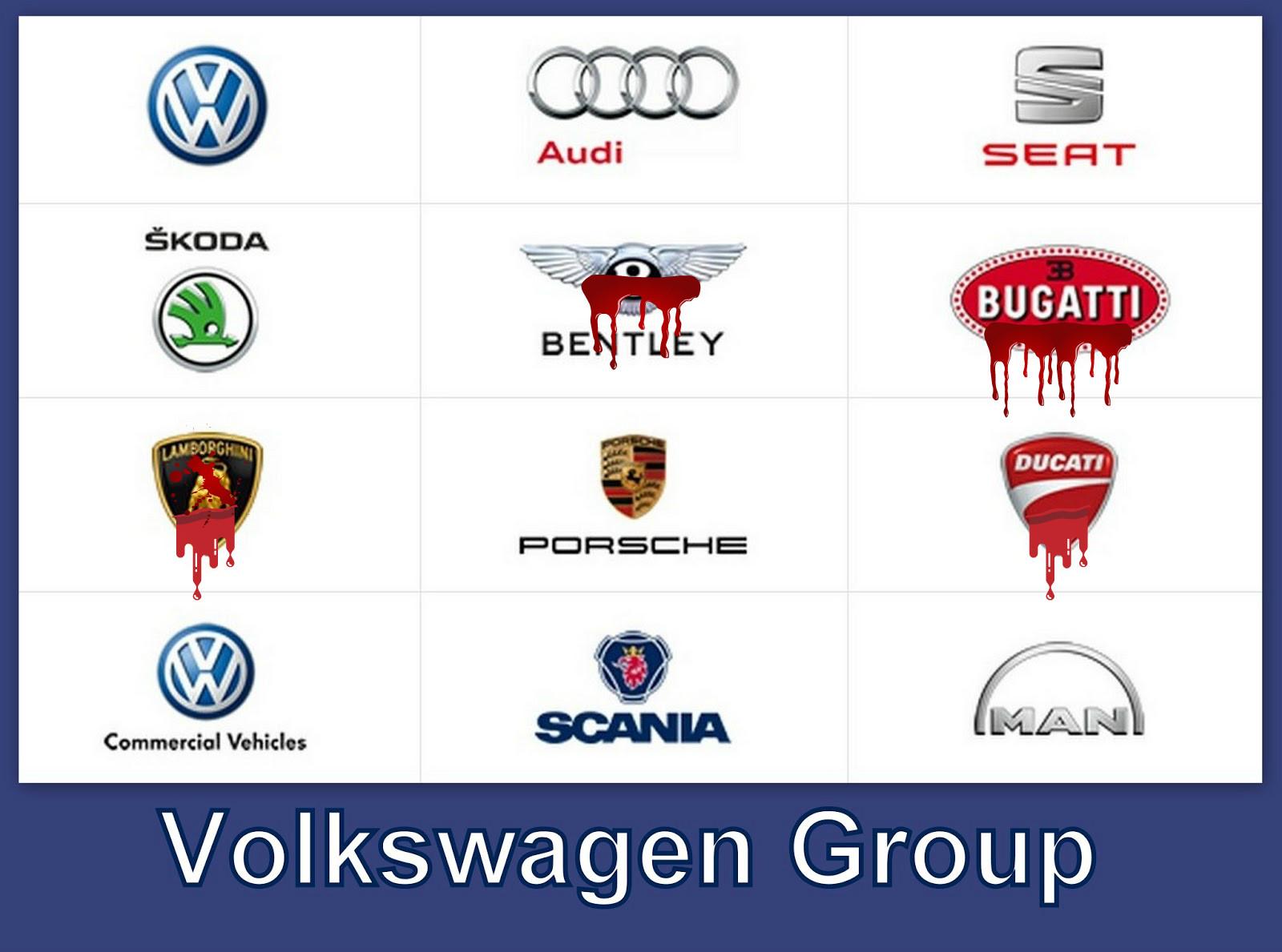 Volkswagen's Crown Jewels Are in Danger - autoevolution