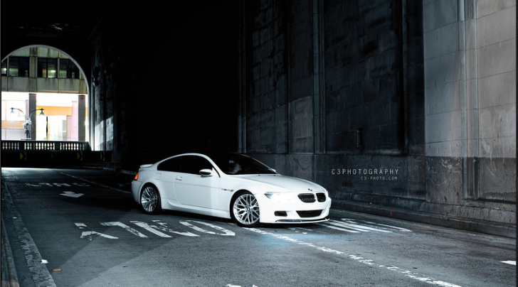 White BMW E63 M6 Haunts the City Streets of NYC [Photo Gallery]