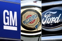 GM, Chrysler and Ford are said to be the most affected companies