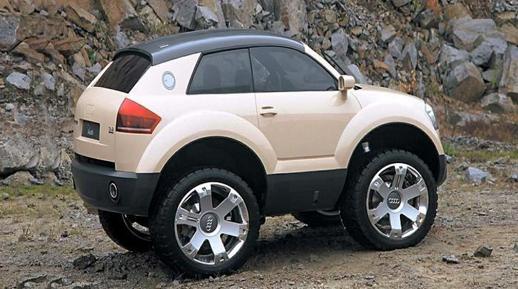 Who Makes the Smallest SUVs and 4x4s