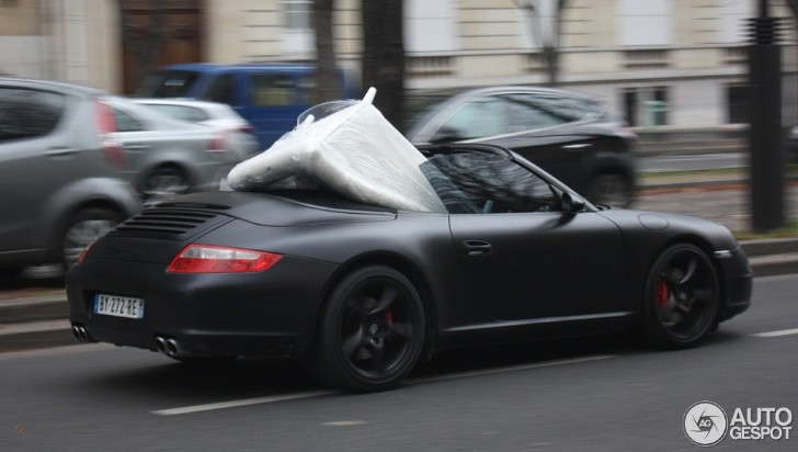 Who Said Porsches Are Not Practical?