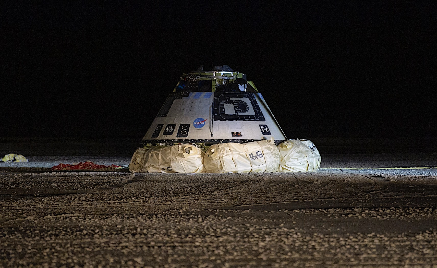 NASA says Boeing Starliner is 'healthy,' to land in New Mexico