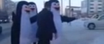 Why Did the Russian Penguins Cross the Road? [Video]