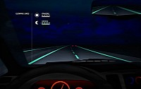 Glow in the Dark Road Marking