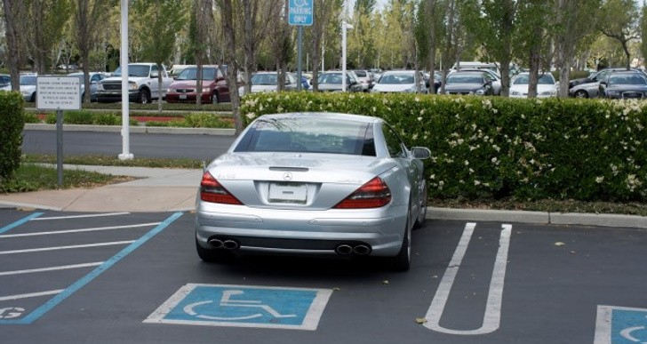 Why Steve Jobs' SL 55 AMG Never Had a License Plate