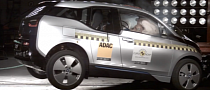 Why the BMW i3 Got a 4-Star Euro NCAP Rating [Video]
