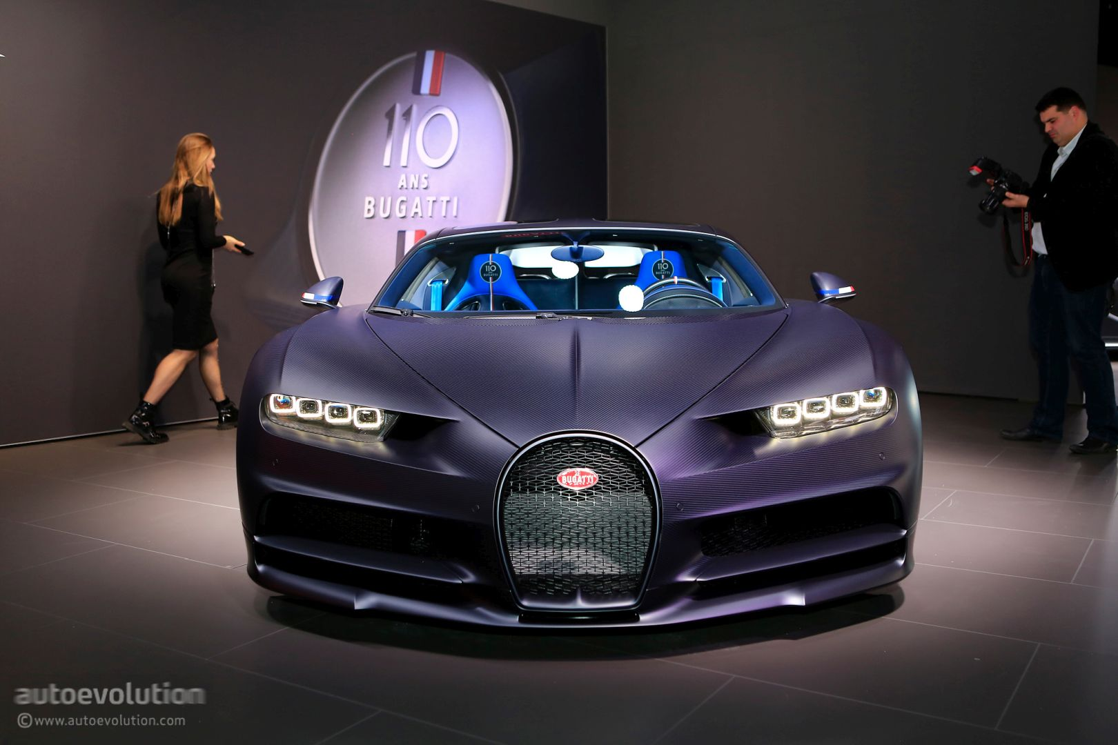 UPDATE: Why The Bugatti Chiron Sport 110 Ans Is an