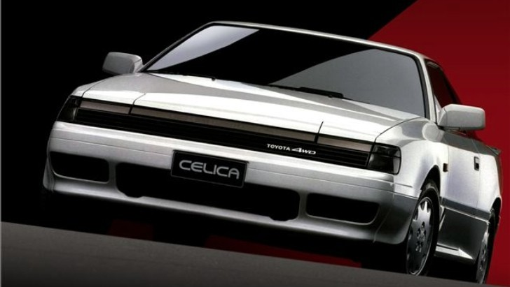 Why the Fourth Generation Toyota Celica Was a Special Car