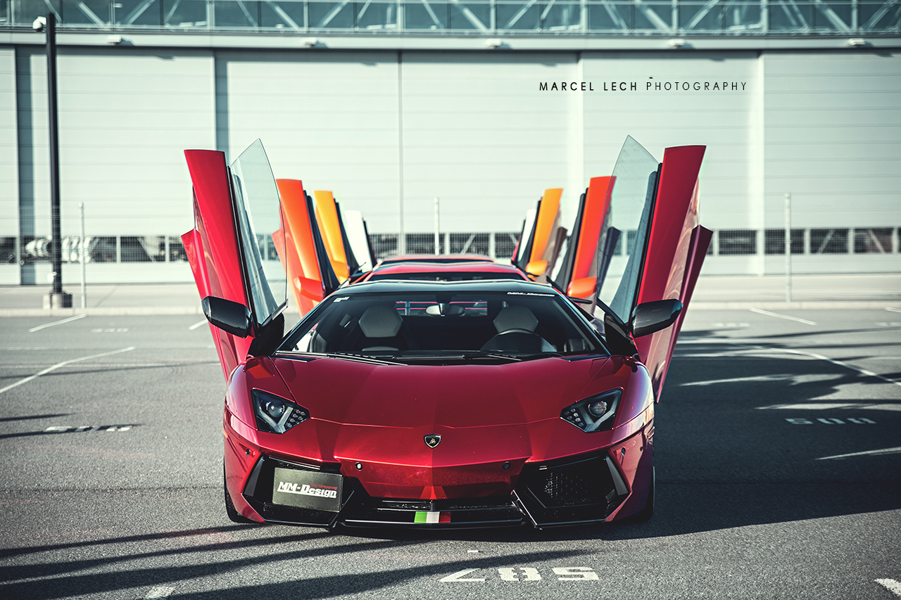 Why The Huracan Doesn T Have Lambo Doors Like The Aventador