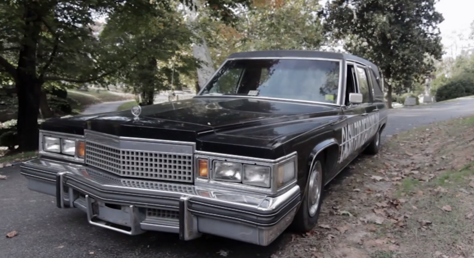 Why This 1979 Cadillac Hearse Is Better Than A Supercar