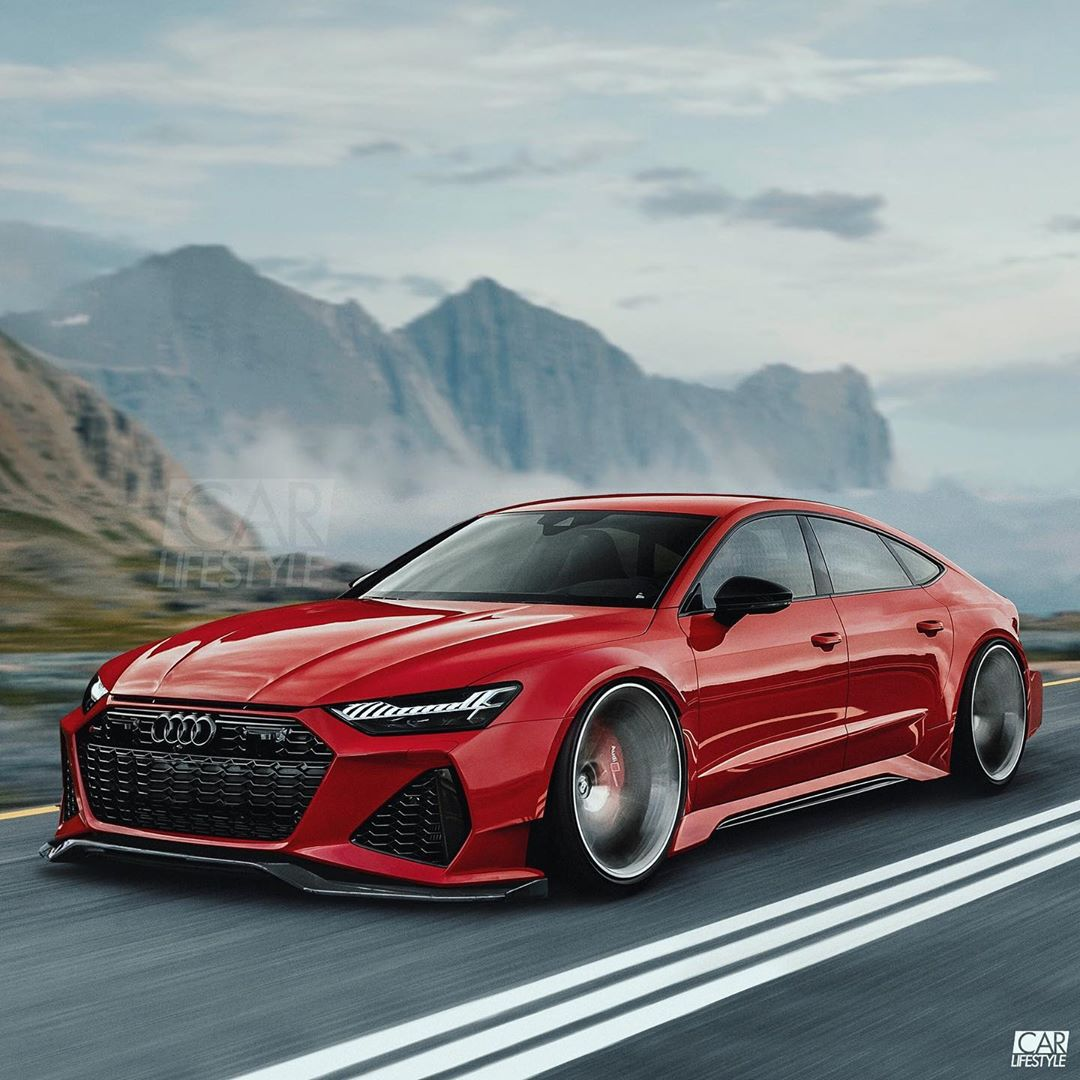 Widebody 2020 Audi Rs7 Sportback Takes Things To The Next Level Autoevolution
