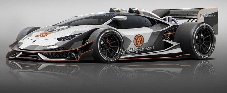 Jon Olsson Car Racing