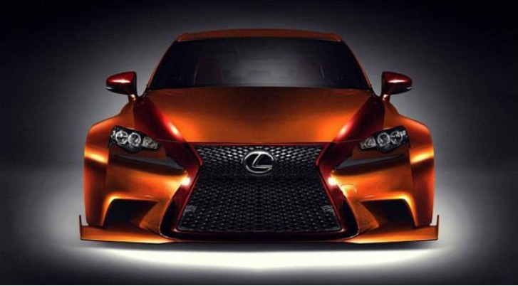 Widebody Lexus IS F Sport Going to SEMA