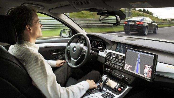 Will Autonomous Driving Take the Sheer Driving Experience out of BMWs?