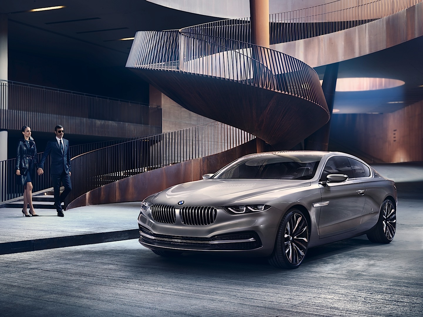 Will Bmw Bring Back The 8 Series To Compete With The S Class Coupe