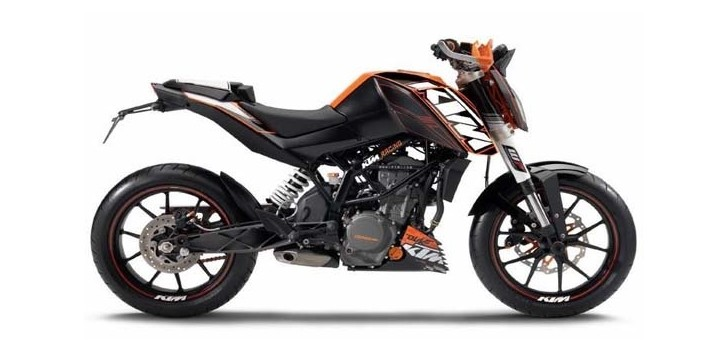 Will KTM Produce the 375 Duke in 2013?