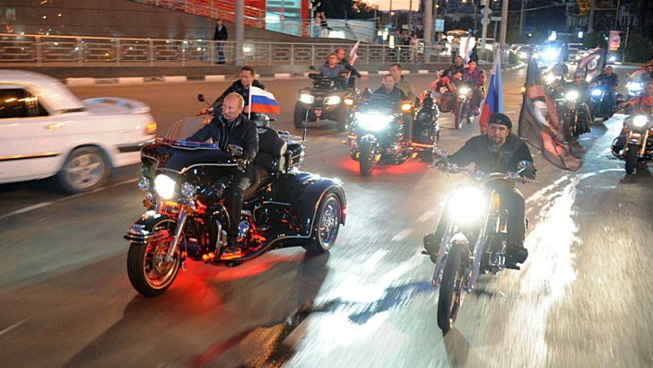 Will Vladimir Putin Attend the Night Wolves' Motorcycle Rally?