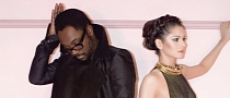 Will.i.am and Cheryl Cole Involved in Car Crash