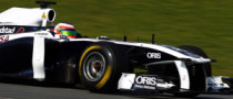 Williams Could Start 2011 F1 Season Without KERS