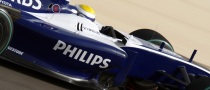 Williams Duo Top Second Practice in Spain