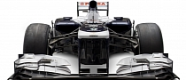 Williams FW35 Officially Unveiled in Barcelona [Video][Photo Gallery]