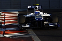 Williams FW33 to wait a little longer before track debut