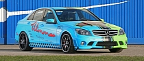 Wimmer RS Mercedes-Benz C63 AMG Ready for Essen [Photo Gallery]