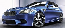 Win a 2012 BMW M5 F10 with Forza Motorsport 4