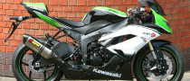 Win a 25 Year Celebration Kawasaki Ninja ZX-6R