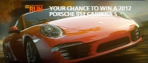 Win a Porsche 911 Carrera S - NFS: The Run [Video]