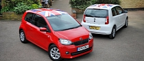 Win a Skoda Citigo per Day at Goodwood