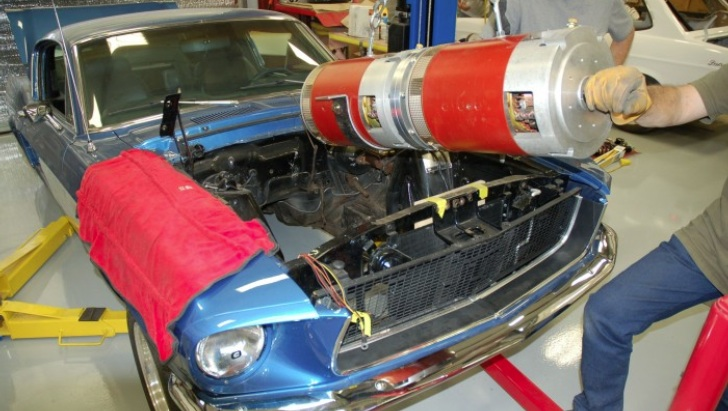 Win Or Sin Hot Rodders Create Ev Conversion Kit For Muscle Cars