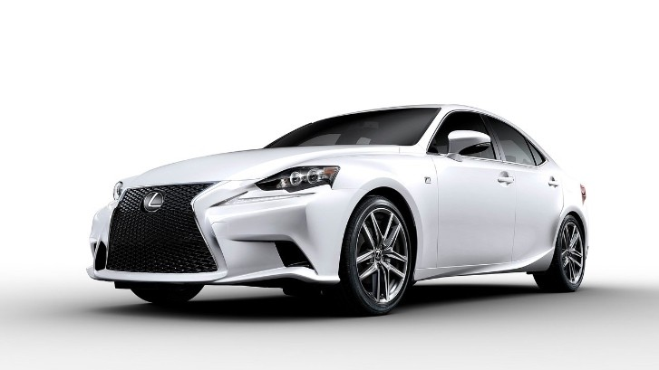 Win the Chance To Drive the 2014 Lexus IS at Goodwood