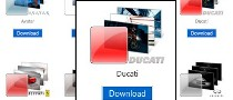 Windows 7 Ducati Theme Now Available