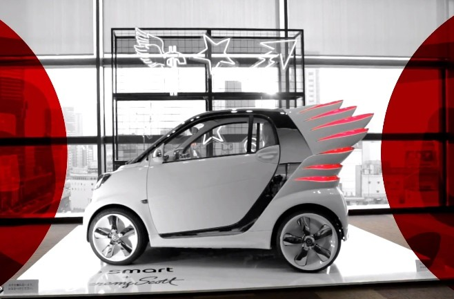 Winged smart forjeremy Goes into Production [Video]