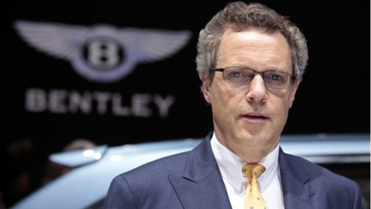 Wolfgang Durheimer, Bugatti and Bentley CEO, Moving to Audi