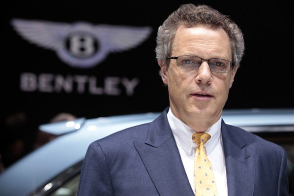 Wolfgang Durheimer Bugatti And Bentley Ceo Moving To