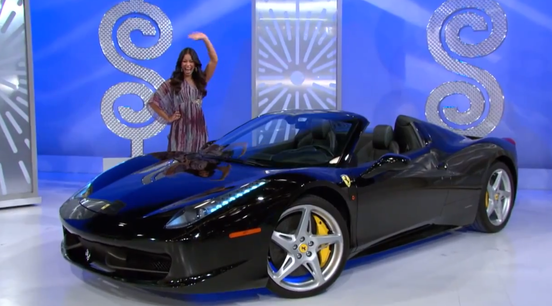 Woman Loses Chance To Win Ferrari 458 On Price Is Right
