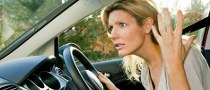 Women Less Nervous When Driving with Partner