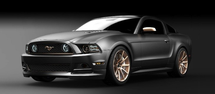 Women to Build Ford Mustang High Gear on SEMA Floor [Video]