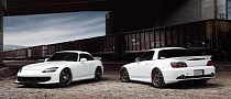 Work of Art: Two S2000 Mugens