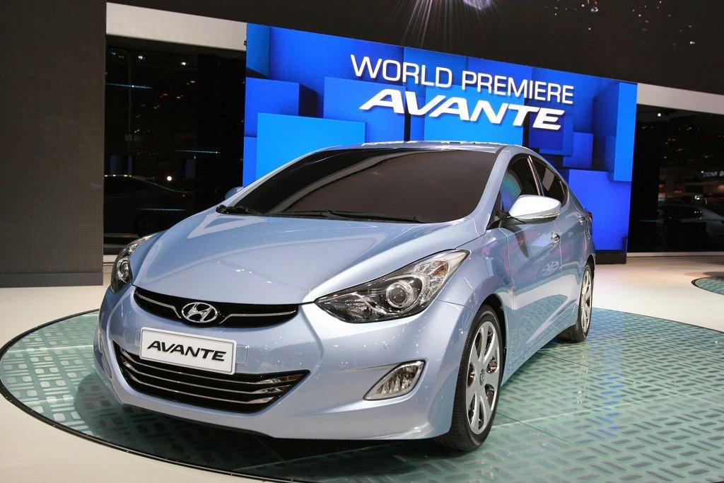 World Premiere Of The All New Hyundai Elantra Avante