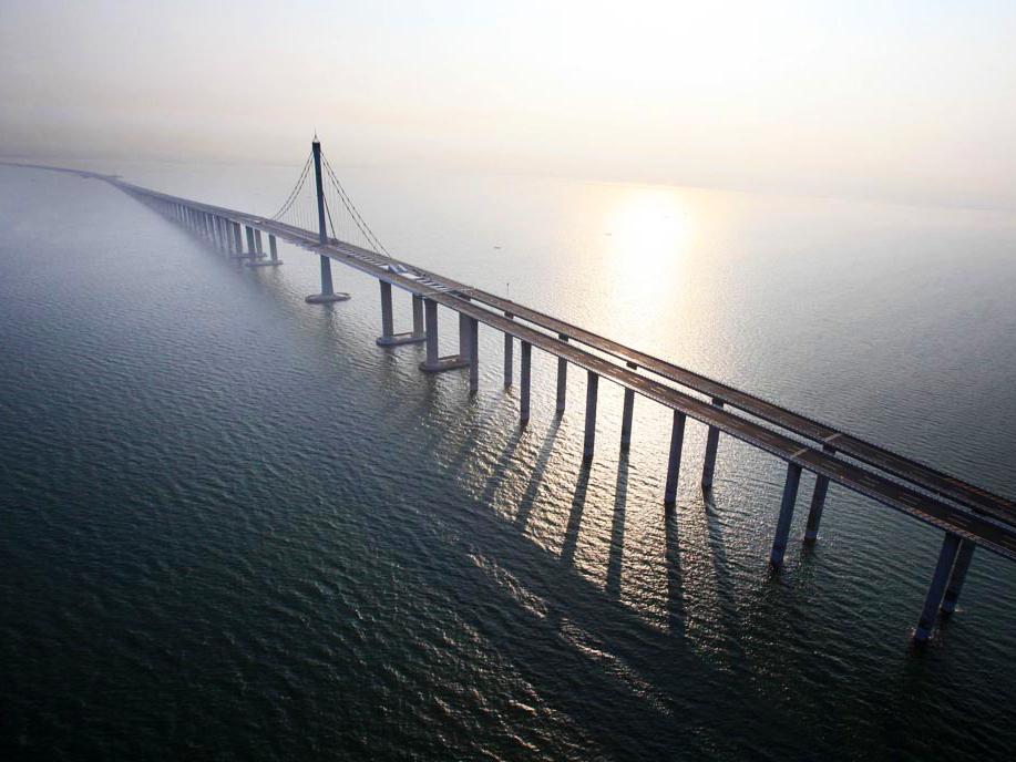 World Records – The Longest Sea Bridge in the World ...