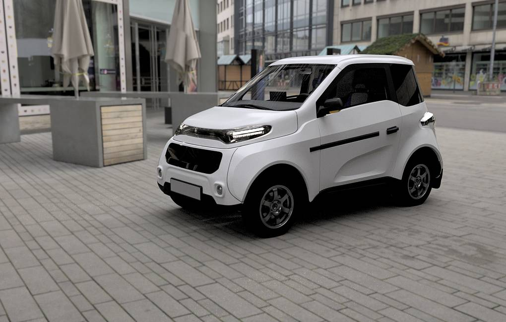 World S Cheapest Ev Is Russian And It Launches In 2020 Autoevolution