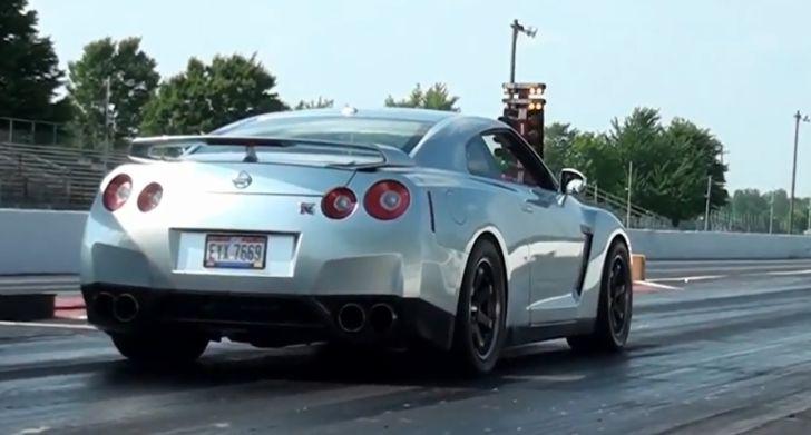 World's Fastest Nissan GT-R Pulls 8.61s Quarter Mile Run - autoevolution