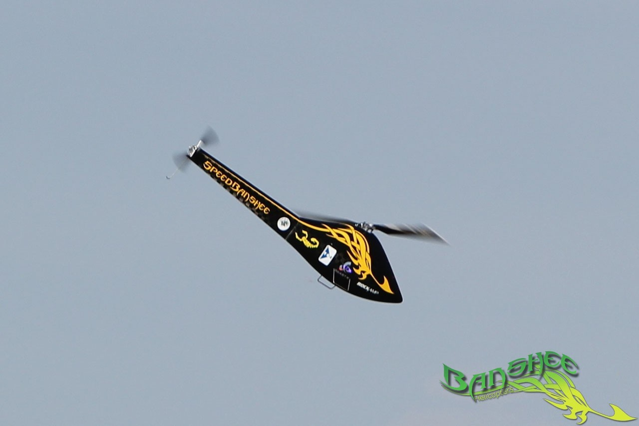 World S Fastest Rc Helicopter Hits 277 Km H Crashes Spectacularly Autoevolution
