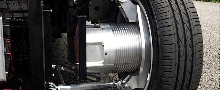 World's First Wireless In-Wheel Electric Motor Comes From ...