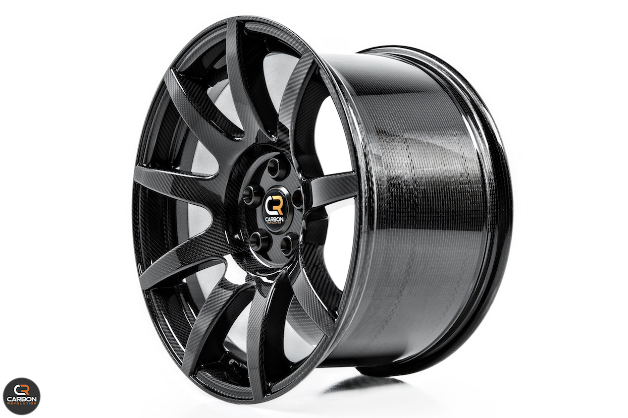 Mustang Wheels For Sale >> World S Only One Piece Carbon Fiber Wheel Maker Cuts Prices By 25